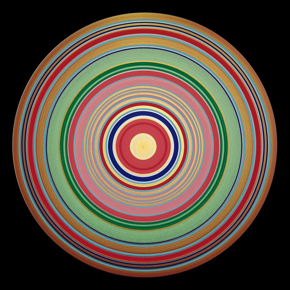 Kreisförmige Yantras